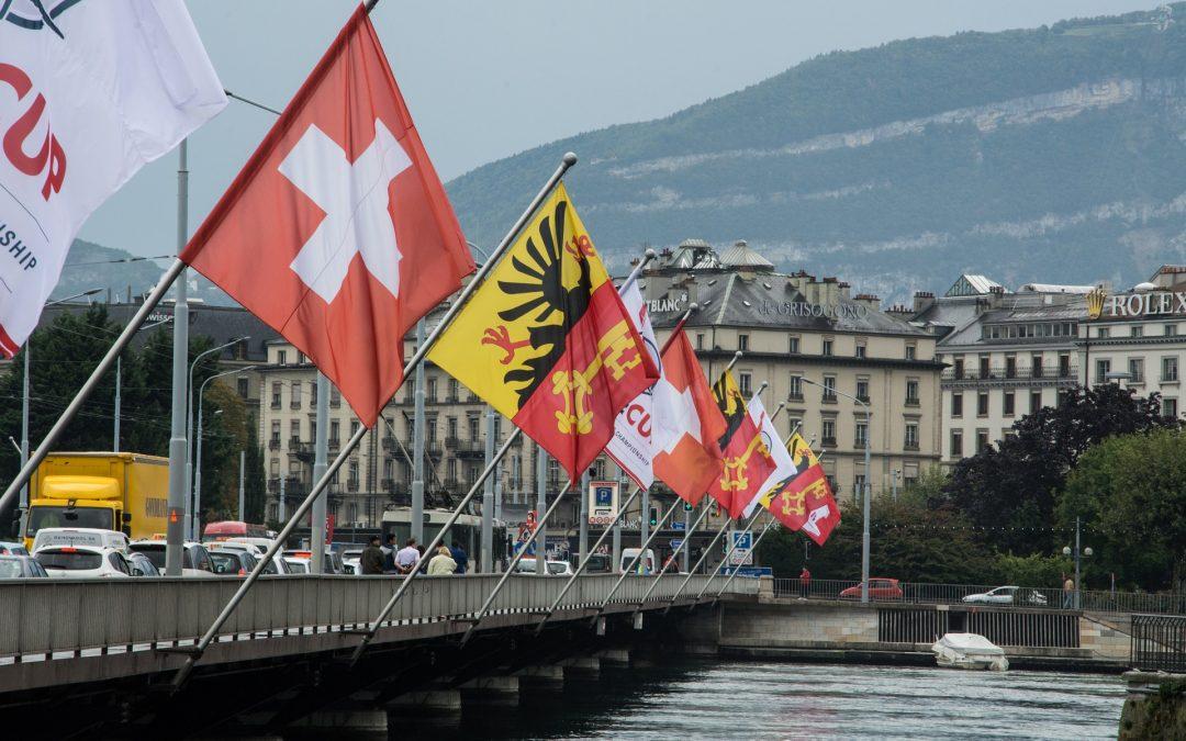 O spamie w Genewie
