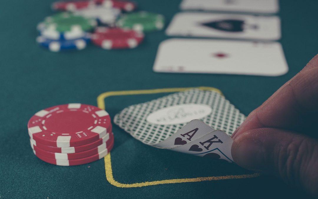 Od dzisiaj gry hazardowe on-line zakazane