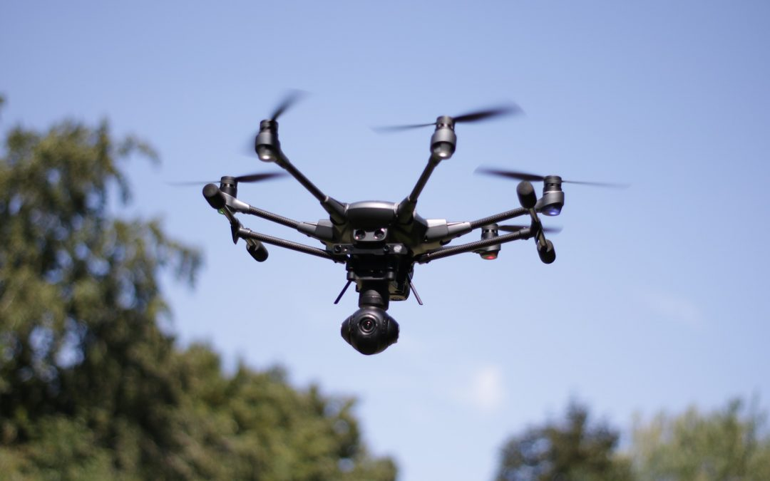 Od dzisiaj zmieniają się zasady wykonywania lotów dronami w strefach kontrolowanych lotnisk (CTR)